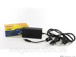 Адаптер 12V 4A UKC Пластик кабель (блок питания 12В 4А)