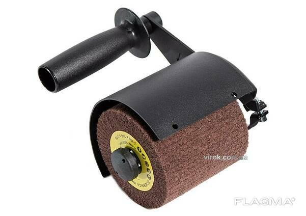 Адаптер для кутової шліфмашини GLOB для сатинування та матування плоских поверхонь