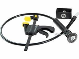 Адаптер-гнучкий шліфувальний вал для кутової шліфмашини GLOB патрон 6 мм
