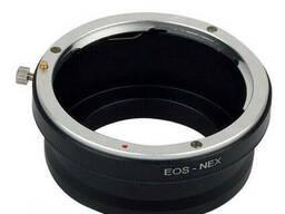 Адаптер-переходник Canon EOS - Sony NEX