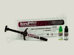 Адгезив для фиксации брекетов BondPro Light Cure - Набор (ODP)