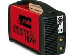 Advance 187 MV/PFC - Зварювальний інвертор 10-150 А Telwin