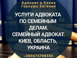 Сімейний адвокат Київ. Адвокат у Києві.