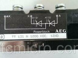AEG TT 131 N 1200 11х7
