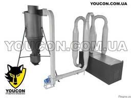 Аэродинамическая сушка опилок AS-Y300
