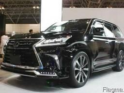 Аэродинамический обвес Double Eight Lexus LX570 2016