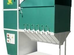Сепаратор зерновой ІСМ-40 Сепаратор зерна 40 т/час