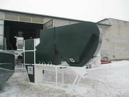Аэродинамический зерновой сепаратор ИСМ-15 ЦОК
