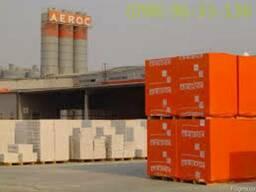 Перегородочные блоки AEROC(Обухов, Березань)