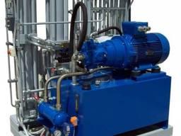 АГНКС - ПАГЗ дожимной гидравлический бустер для газа