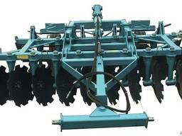 АГП-3,1 агрегат грунтообробний причіпний (під МТЗ-1221)