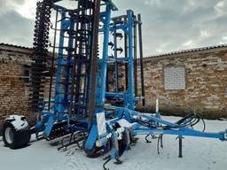Агрегат для передпосівної підготовки грунту Farmet k800ps 2012