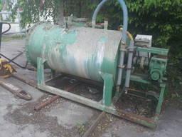 Агрегат для виробництва піноблоків