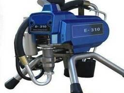 Агрегат окрасочный AS E310- большая мощность маленьки корпус