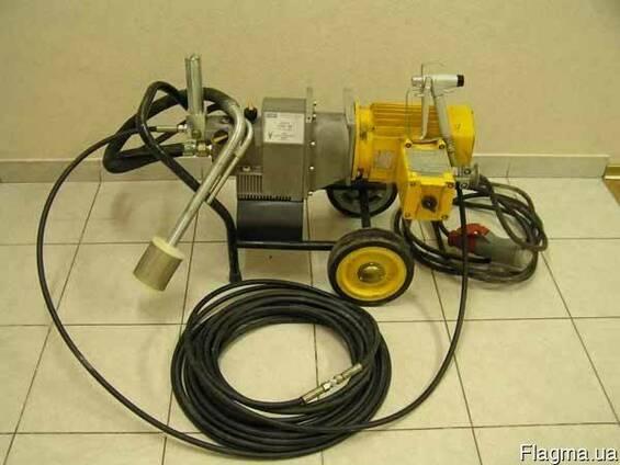 Агрегат окрасочный высокого давления Вагнер7000 безвоздушный