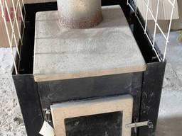 Агрегат отопительный АТ-7 (печь на дровах)
