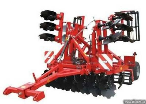 Агрегат почвообрабатывающий полунавесной АГМ-4,2