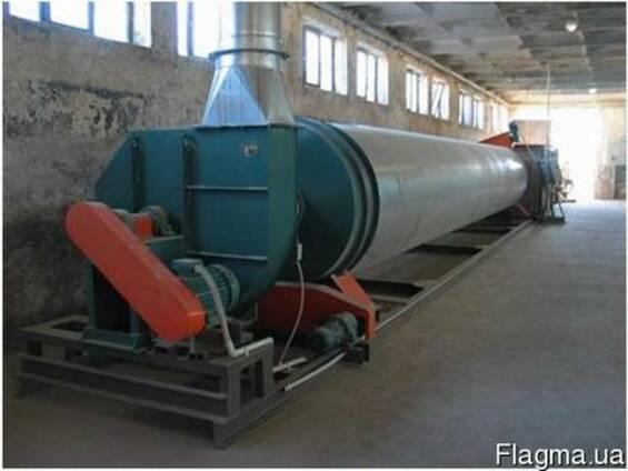 Агрегат сушильный барабанного типа