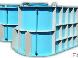 Агроемкость для сельхоз машин на 8000 литров
