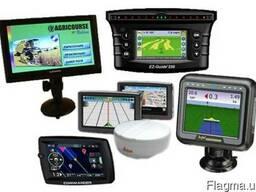 Агронавигаторы GPS точного земледелия