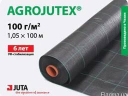Агроткань Agrojutex черная мульчирующая 100г/кв 1, 05х100 м
