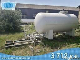 АГЗП, АГЗС 5 м3, модуль газовый, газовые заправки, заправка