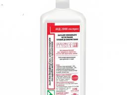 Ахд 2000 експрес 1л з дозатором антисептик для рук та поверхонь