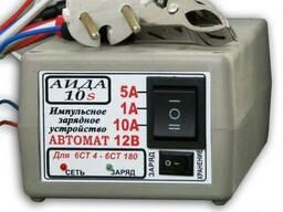 АИДА-10s Автоматическое ЗУ для 12В АКБ AGM