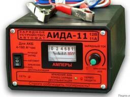 АИДА 11 Импульсное зарядное устройство 12В/4-180А