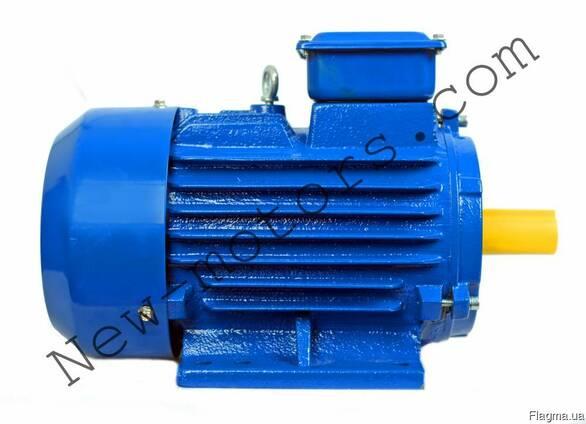 АИР132S4 (АИР 132 S4) 7,5 кВт 1500 об/мин