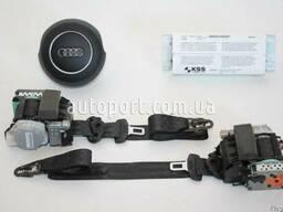 Airbag подушка безопасности ремень торпедо AUDI A5 B8 2007