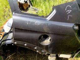 Глушитель задний левый Chevrolet Captiva Донецк
