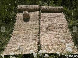 Аировый коврик для сауны Стандарт облегченный