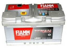 АКБ FIAMM Titanium Pro(Plus) 6СТ-100Аз 870А R