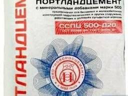 АКЦИЯ Цемент новороссийск, ПЦ-500,25кг