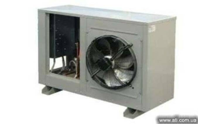 Акция Холодильный агрегат COOL MINI-S ZBD30-S R404A (9.1