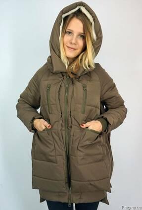Акция! Куртка женская теплая