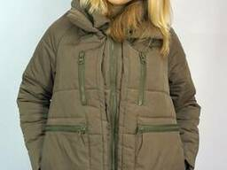 Акция! Куртка женская теплая - фото 2