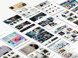 Акция Разработка Сайт-визитка за 1000 грн.