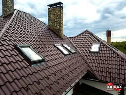 Roto Velux Мансардне вікно даховий люк вилаз комір