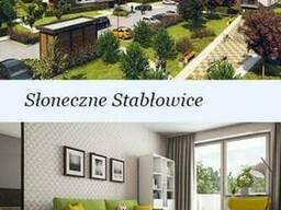 """Акційні квартири в мікрорайоні """"Сонячне Стабловіце"""",Вроцлав!"""