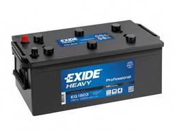 Аккумулятор 180Ah-12v Exide start (513х223х223), L, EN1000