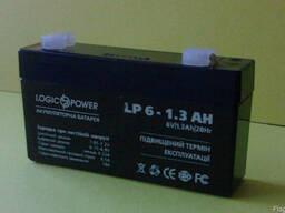 Аккумулятор 6v 1. 3ah для весов, кассовых аппаратов