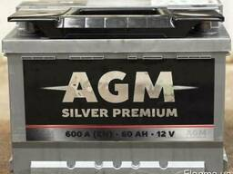 Аккумулятор AGM 6СТ-60