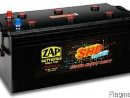 Аккумулятор для грузовика Zap 230 Shd Пусковой ток 1200