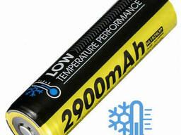 Аккумулятор литиевый Li-Ion 18650 Nitecore NL1829LTP
