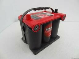 Аккумулятор Optima 44Ah 730A RT (RED TOP)