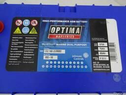 Аккумулятор Optima 75 BT (Blue Top) DС 5.5