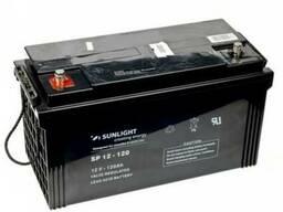 Аккумулятор Sunlight SP12-120, 12Вольт 120Ач