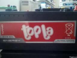 Аккумулятор Topla Truck 6СТ-200
